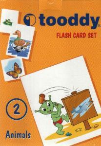 Flash Card Set-02: Animals