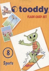 Flash Card Set-08: Sports
