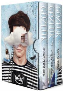 Gözlük Camdan Kalpler Set-K. Kapak