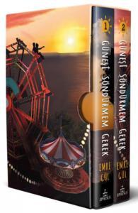 Güneşi Söndürmem Gerek 2 Kitap Set Ciltli