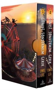 Güneşi Söndürmem Gerek 2 Kitap Set K. Kapak