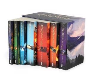 Harry Potter Seti-7 Kitap