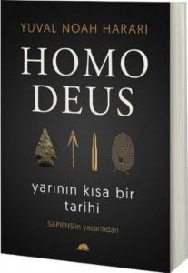 Homo Deus-Yarının Kısa Bir Tarihi