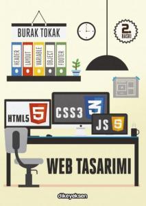 Html5 CSS3 ve Js ile Web Tasarımı