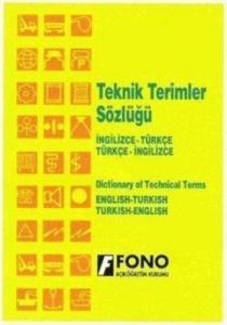 (İngilizce-Türkçe / Türkçe-İngilizce)Teknik Terimler Sözlüğü