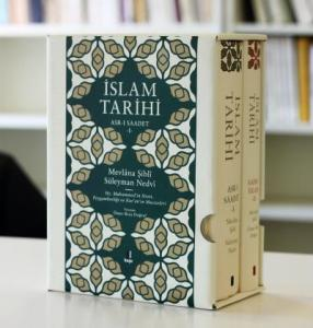 İslam Tarihi 2 Cilt-Ciltli Kutulu