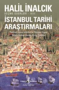 İstanbul Tarihi Araştırmaları