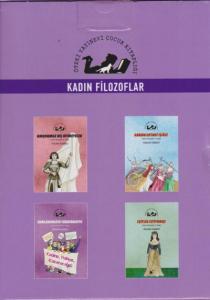 Kadın Filozoflar Serisi 10 Kitap