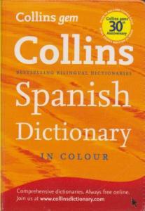 KAMPANYALI - Collins Spanish Dictionary - Cep (19.50 TL)