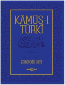 Kamus-I Türki-Osmanlıca Metin