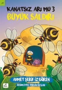 Kanatsız Arı Mu 3 Büyük Saldırı