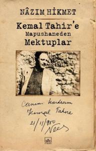 Kemal Tahire Mapushaneden Mektuplar