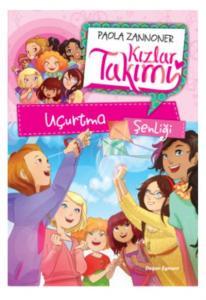 Kızlar Takımı Uçurtma Şenliği