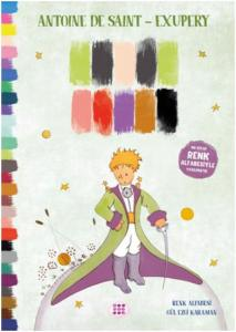 Küçük Prens-Renk Alfabesi İle Yazılmıştır