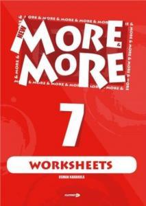 Kurmay More-More 7 Worksheets