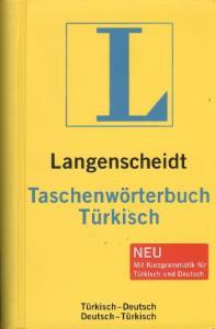 Langenscheidt Taschenwörterbuch Türkisch