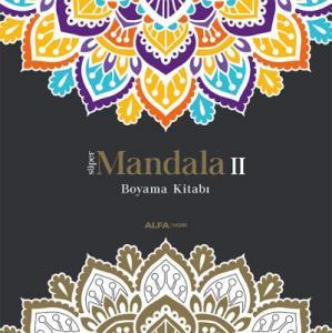 Mandala Boyama Kitabı II
