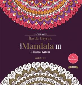 Mandala Boyama Kitabı III
