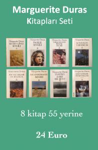 Marguerite Duras Kitapları Seti