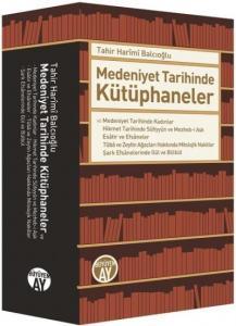 Medeniyet Tarihinde Kütüphaneler