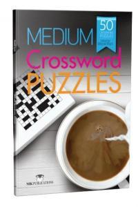 Medium Crossword Puzzles-İngilizce Kare Bulmacalar (Orta Seviye)