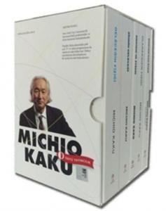 Michio Kaku Kitapları 5 Kitap Takım