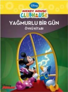 Mickey Mouse Club House-Yağmurlu Bir Gün