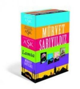 Mürvet Sarıyıldız Set 4 Kitap