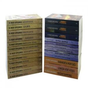 Mustafa Necati Sepetçioğlu Kitapları Set 1 - 24 Kitap