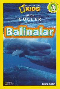 National Geographic Balinalar Seviye-3