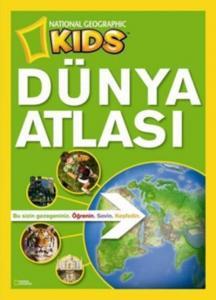 National Geographic Kids-Dünya Atlası