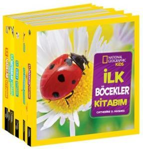 National Geographic Kids- İlk Kitaplarım Serisi 6 Kitap