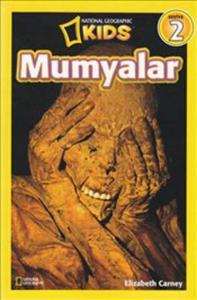 National Geographic Kids-Mumyalar Seviye 2