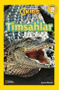 National Geographic Kids Timsahlar-Seviye 2