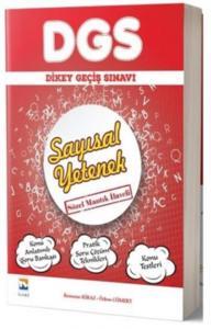 Nisan DGS Tek Kitap Sayısal Yetenek Konu Anlatımlı Soru Bankası-YENİ