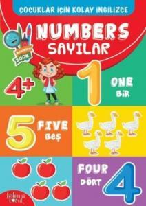 Numbers-Çocuklar İçin Kolay İngilizce