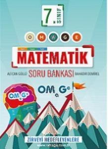 Omega 7. Sınıf Matematik Soru Bankası-YENİ