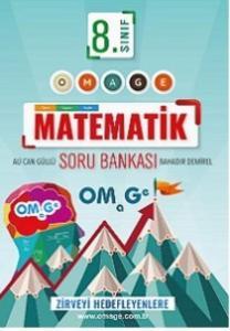 Omega 8. Sınıf Matematik Soru Bankası-YENİ