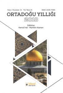 Ortadoğu Yıllığı 2018