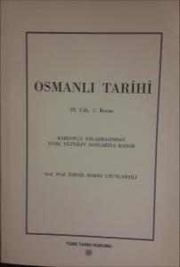 Osmanlı Tarihi IV. Cilt