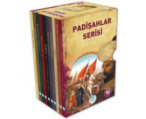 Padişahlar Serisi Seti 10 Kitap