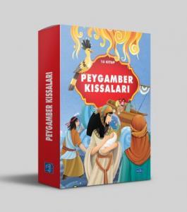 Peygamber Kıssaları-(15 Kitap Set)