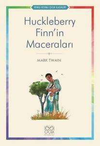 Renkli Resimli Çocuk Klasikleri-Huckleberry Finnin Maceraları