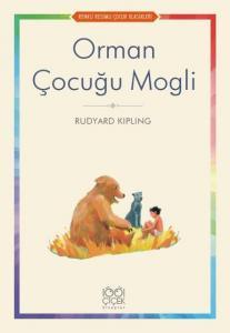 Renkli Resimli Çocuk Klasikleri-Orman Çocuğu Mogli