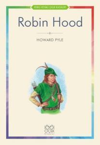 Renkli Resimli Çocuk Klasikleri-Robin Hood