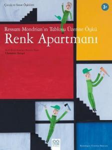 Ressam Mondrianın Tablosu Üzerine Öykü-Renk