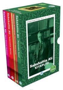 Sabahattin Ali Kitaplığı Seti 5 Kitap
