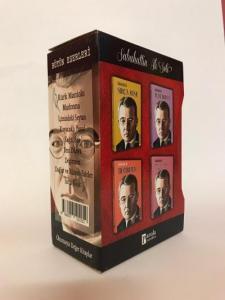 Sabahattin Ali Seti 8 Kitap