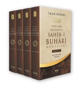 Sahih-i Buhari Muhtasarı 4 Cilt Kutulu Takım