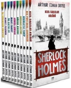Sherlock Holmes 10 Kitap Takım